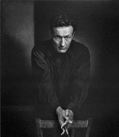 Jean-Louis Barrault - 1949 © Copyright Yousuf Karsh