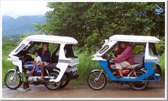 I can't think of anywhere else I''ve been with such a diversity of public transport options as South East Asia. Sidecar, Tricycle, Public Transport, Southeast Asia, Philippines, Baby Strollers, Transportation, Classic Motorcycle, Bing Images