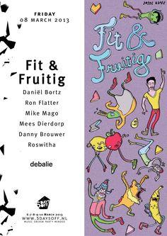 Josse Blase: Fit & fruitig 5 days off