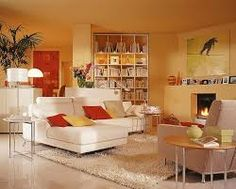 stauraum ideen deckenhohes bücherregal in weiß | wohnzimmer ... - Wohnzimmer Orange Weis