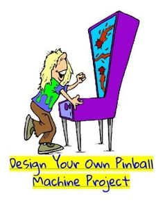 """Students love using their understanding of basic physical properties to build their own pinball machine!  This is a great STEM project that can be done individually or in small groups.  I use this project in my """"Force and Motion"""" unit (the complete unit guide is also available on teacherspayteachers)."""