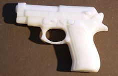 soap gun