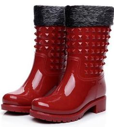 Check out Rivets Rain Boots Made with lots of love! ❤️  http://periwinklefashion.com/products/rivets-rain-boots-5?utm_campaign=crowdfire&utm_content=crowdfire&utm_medium=social&utm_source=pinterest
