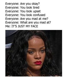 Find images and videos about funny, wallpaper and rihanna on We Heart It - the app to get lost in what you love. Funny Video Memes, Crazy Funny Memes, Really Funny Memes, Stupid Memes, Funny Facts, Haha Funny, Hilarious, Funny Relatable Memes, Funny Tweets