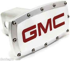 General Motors GMC Yukon Chrome Billet Aluminum Tow Hitch Cover
