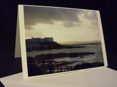 The Port, Northern Ireland. Blank Greeting Card. £1.50