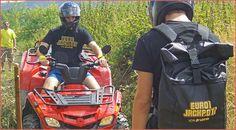 team projekt: RPR1 Eurojackpot Challenge Der bekannte Quad- und Teambuilding-Spezialist team projekt - die Erlebniscompany übernahm die Durchführung und Organisation der RPR1 Eurojackpot Challenge http://www.atv-quad-magazin.com/aktuell/team-projekt-rpr1-eurojackpot-challenge/ #eurojackpot #rpr1 #lauranowak #teamprojekt #quadhandel #erlebnis #atvquadmagazin