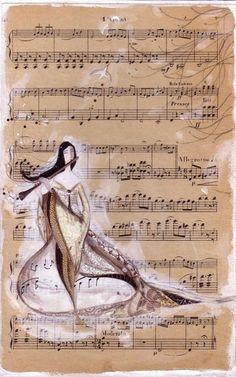 Illustrated imaginarium - La musique dans tous ses états byCatherine...