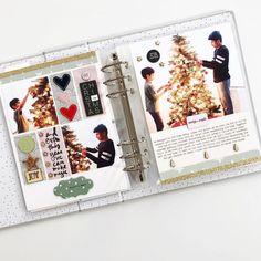 December Daily, Joy, Scrapbooking, Decorating, Inspired, Instagram, Christmas, Decor, Xmas