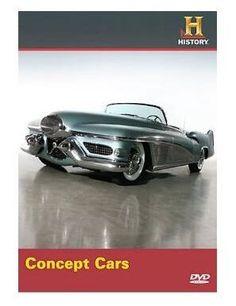 Modern Marvels: Concept Cars DVD