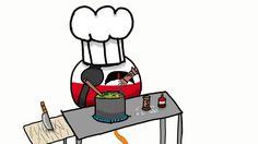 I am a cooker Utworzone za pomocą aplikacji Szkic firmy Sony przez użytkownika Nie