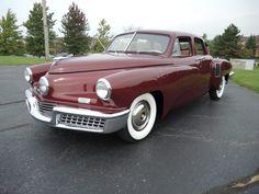 Jaw Dropper: Beautifully Restored 1948 Tucker 48   Bring a Trailer