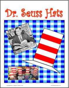 These easy to make and wear hats will liven up your celebration of Dr. Seuss's birthday, or add a lot of fun to a unit study of his books.  The pac...