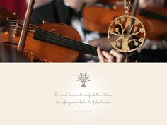#Halskette #Anhänger #Schmuck #Kette #Geschenk #Decolltee #Freude #Freunde #Lebensbaum Poems About Life, Violin, Music Instruments, Jewellery, Faith, Joy, Gifts, Jewlery, Musical Instruments