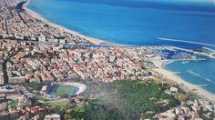 Pescara dall'alto http://www.uniquevisitor.it/abruzzo/mare/pescara/pescara.php