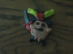 The (Mommy)Kerrie Show: Moshi Monster Monday: Clay Creations