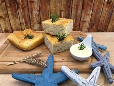 Best Italian Focaccia recipe with fresh rosemary