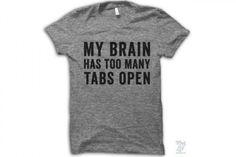 Funny geeky shirt fr