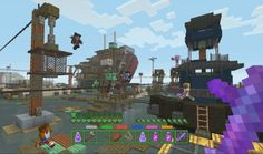 Minecraft Update 1.42 Out Today on PS4 PS3 & PS Vita Fixes Bugs and Adds Fallout DLC Support #Playstation4 #PS4 #Sony #videogames #playstation #gamer #games #gaming