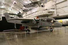 NORTH AMERICAN ROCKWELL OV-10A BRONCO   par Armchair Aviator