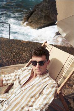 Victor Hugo, Summer Editorial, French Man, Summer Story, The Fashionisto, Summer Campaign, Italian Summer, Guy, Summer Street