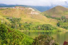 The Amazing Angle of Toba Lake