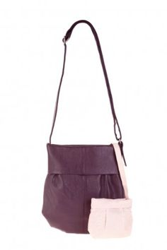 Mademoiselle M10 von ZWEI Taschen, verschiedenen Farben Farbe: Plum - http://on-line-kaufen.de/zwei/violett-zwei-mademoiselle-m10-shopper-31-cm