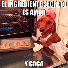 El ingrediente secreto.