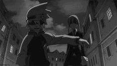 Soul Eater Maka and Soul / iFunny :)