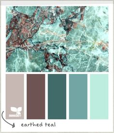 I love this color palette I found on Design Seeds