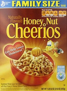 Honey Nut Cheerios Cereal, 21.6 Ounce (Pack of 2) General Mills Cereals http://www.amazon.com/dp/B00KYW1K26/ref=cm_sw_r_pi_dp_JJQXub0EDM20K