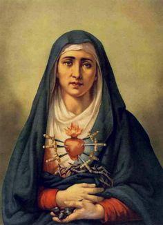 Les sept douleurs de Marie