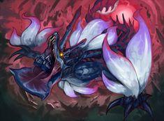 Monster Hunter Series, Monster Hunter Art, Time To Hunt, Monster Cards, Mythological Creatures, Creature Concept, Dark Art, Wonders Of The World, Mythology