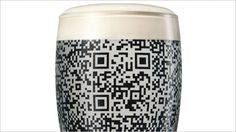 Guinness QR Cup Reveals Scannable Code When Full - love how the code is activated by the product!