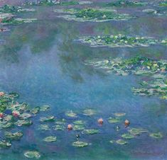 Claude Monet Water-Lilies 22 painting for sale, this painting is available as handmade reproduction. Shop for Claude Monet Water-Lilies 22 painting and frame at a discount of off. Pierre Auguste Renoir, Edouard Manet, Monet Paintings, Impressionist Paintings, Landscape Paintings, Impressionism Art, Flower Paintings, Nature Paintings, Landscape Art