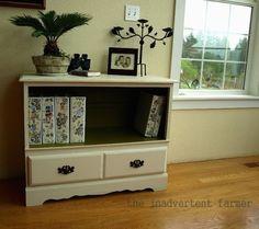 12 ways to repurpose dressers. Upcycling, repurpose, furniture