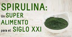 La espirulina, un tipo de alga verde-azul, es un increíble súper alimento conocido como una valiosa fuente alimentaria para prevenir la desnutrición. http://articulos.mercola.com/sitios/articulos/archivo/2015/06/27/beneficios-de-la-espirulina.aspx