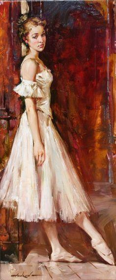 Artist - Andrew Atroshenko ♥ Wonderful! www.thewonderfulworldofdance.com #ballet #dance