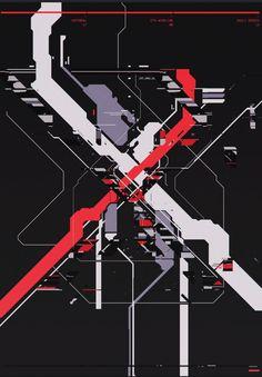 Where is my mind: Photo Game Design, Graphisches Design, Graphic Design Posters, Graphic Design Typography, Graphic Design Inspiration, Art Cyberpunk, Cyberpunk Tattoo, Cyberpunk 2020, Cyberpunk Character