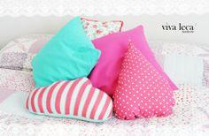 Rincones Felices! Almohadones, cushions