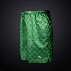 Umbro shorts - for the serious athlete ;0)  all the time we wore these in high school.