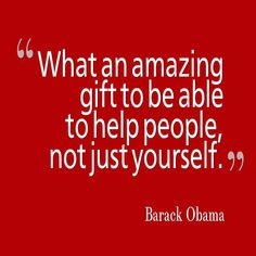 Barack Obama Quote on being able to help other people. Helping Others Quotes, Helping People, Humanity Quotes, Poems About Life, Gratitude Quotes, Interesting Quotes, Powerful Quotes, Inspirational Thoughts, English Grammar