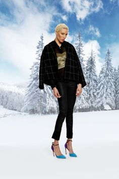 Winter Style Tips - Smart, Unique Layering Tricks