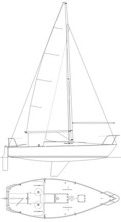 Inducted 1995 - J/24    Hull Type:Fin w/transom hung rudderRig Type:Fractional Sloop LOA:24.00' / 7.32mLWL:20.00' / 6.10m Beam:8.75' / 2.67mListed SA:262 ft2 / 24.34 m2 Draft (max.)4.00' / 1.22mDraft (min.) Disp.3100 lbs./ 1406 kgs.Ballast:950 lbs. / 431 kgs. SA/Disp.:19.77Bal./Disp.:30.65%Disp./Len.:172.99 Designer:Johnstone Builder:J Boats Tillotson Pearson (USA) Construct.:FGBal. type:Lead First Built:1977Last Built:# Built:5200