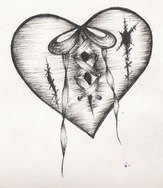 Cool Tattoo  Heart