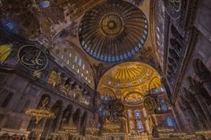 Hagia Sophia, via Flickr. #mosque