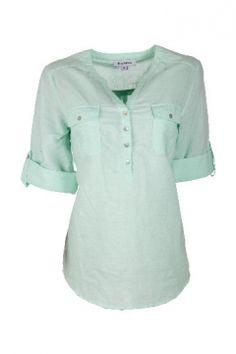 Shirt with pockets Women Wear, Tunic Tops, Pockets, Summer, Mens Tops, T Shirt, Beautiful, Fashion, Supreme T Shirt