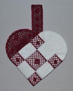 Flettet hjerte