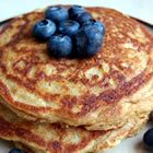 Had some buttermilk to use up, and also happened to have whole wheat pastry flour on hand, these were wayyy better than a restaurant! ---Wheat Germ Whole-Wheat Buttermilk Pancakes Recipe Oatmeal Protein Pancakes, Breakfast Pancakes, Breakfast Recipes, Breakfast Ideas, Oatmeal Pancakes, Fall Breakfast, Pumpkin Pancakes, Fluffy Pancakes, Brunch Ideas