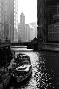Chicago Riverwalk.  Get great shots by the water, a variety of skyline backgrounds, and all the architectural details of the buildings and bridges.